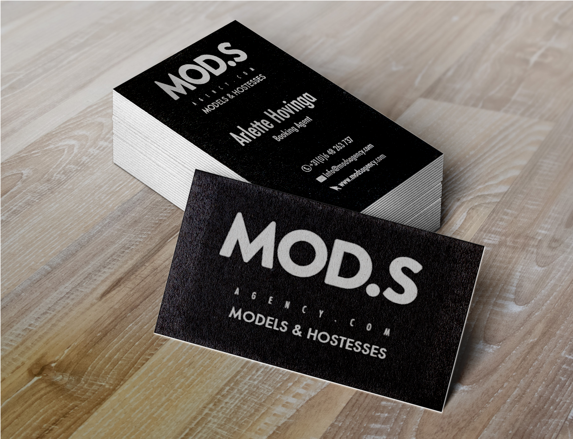 MODS Business card – terencephilippe